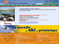 internet web agence - Site Officiel de Peisey Vallandry Nancroix