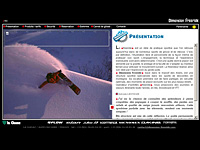 internet web agence - Dimension Freeride